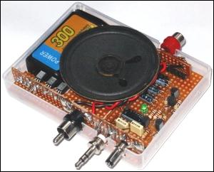 Raspberry pi amplifier – Gasafsluiter elektrisch